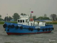Разъездное судно Ярославец Р376У