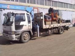 Эвакуатор грузовой Новосибирск