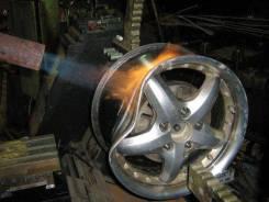 Правка ремонт литья и штампованых дисков аргон.