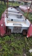 Продам лодку SkyBoat с надувными бортами.