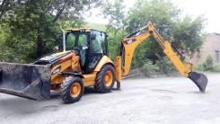 Caterpillar 428E, 2007