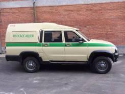 Продам грузовой бронированный автомобиль UAZ Pickup