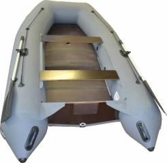 Лодка Angler 335XL S Англер серый