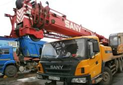Sany QY25C. Sany palfinger -QY25C, 9 000куб. см., 34,00м.