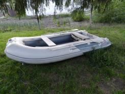 Продается лодка badger-fl330 c мотором tohatsu 9.8