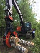 Грейферы лесозахваты бревнозахваты с вращением на 360 гр