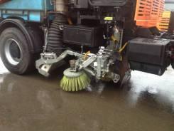 КО-318Д на шасси КАМАЗ-53605 вакуумная подметально-уборочная (пылесос), 2019