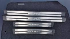 Накладка на порог. Acura RL