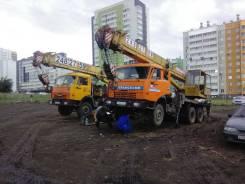 Аренда автоКран 25 тонн ивановец