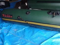 Лодка  Лидер-Тайга 2.7 надувное дно.