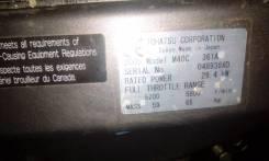 Лодочный мотор tohatsu m40c 361a Япония