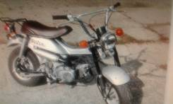 Suzuki VanVan. 50куб. см., исправен, без птс, без пробега
