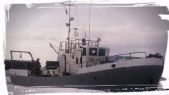 Продам рыболовный катер