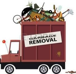 Вывоз мусора, хлама, мебели, бытовой техники