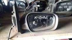 Зеркало заднего вида правое Nissan Cube Z10