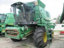 John Deere. Продается зерноуборочный комбайн Джон Дир 1550 CWS, 230 л.с.
