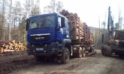 MAN TGS 33.430 6x6 BB-WW, 2013