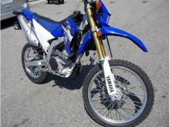 Yamaha WR250R, 2012