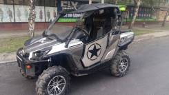 BRP Can-Am Commander 1000, 2012