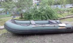 """Продам резиновую лодку с подвесным мотором """"Mercury"""" 15 л. с."""