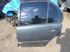 Дверь боковая. Toyota Corsa, EL41, EL43, EL45, NL40 Toyota Tercel, EL40, EL41, EL43, EL45, NL40, EL42 1NT, 4EFE, 5EFE, 5EFHE, 2E, 3EE