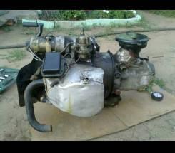 Двигатель м 72 с воздушным охлаждением