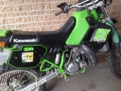 Kawasaki KDX 200SR