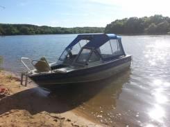 Продаётся алюминиевая моторная лодка Русбот 60 с мотором Suzuki DF 140