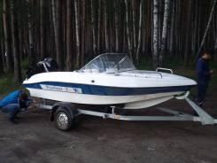 Продам лодку ПВХ Вятбот-3