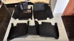 Коврики FD-120, Subaru Forester SJ 2013-2016, черный