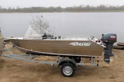 Алюминиевая моторная лодка Bester - 450