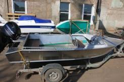 Алюминиевая моторная лодка Bester - 490