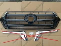 Решетка Executive black Toyota Land cruiser 200 2016 (Ленд крузер 200)