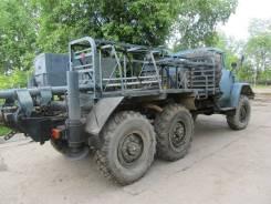 ЗИЛ 131. Бурильная машина БГМ-1 (ЗиЛ-131), 6 000куб. см., 5 000кг.