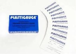 Plastigage Пластигейдж щуп калибровачный измерение зазоров индикатор