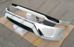 Обвес Executive White Toyota Land Cruiser 200 2016+, губа middle east