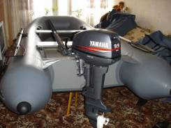 Продам Лодку Silverado 30S и мотор Yamaha 9.9 FMHS