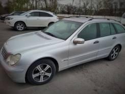 Дверь передняя левая Mercedes-Benz C-Class, 2001