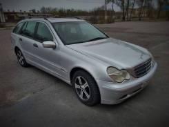Дверь задняя правая универсал Mercedes-Benz C-Class, 2001