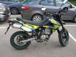 Kawasaki KLX 250SF, 2010