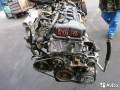 Двигатель Nissan AD Y11 1999 QG15DE: МЕХ. Заслонка, КОСА+КОМП 100NX (B