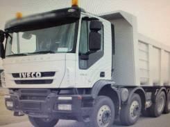 Разбор Iveco Trakker 8x4