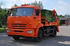 МК-4412-02 на шасси КАМАЗ-43253-3010-28 Бункеровоз (без бункера) Евро-4, 2019