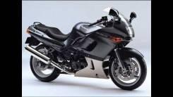 Kawasaki zzr400-2 в разбор