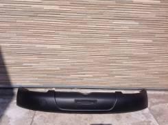 Бампер передний Toyota VITZ/ Yaris#CP1# 99-05 верх часть ( Тайвань)