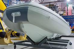 РИБ Алюминиевый Baltic 420 AL, РИБ - алюминиевое дно, надувные баллоны