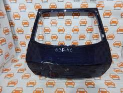 Дверь багажника. Skoda Rapid, NH1, NH3 CFW, CHZB, CHZC, CRKB, CUSB, CWVA, CZCA