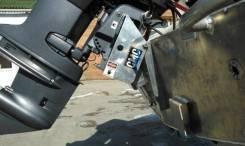 Транец регулируемый TRIM гидравлический до 35 л. с., вынос 140 мм, США