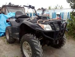 Baltmotors ATV 500, 2009