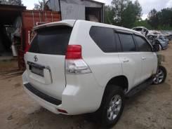 Toyota Land Cruiser Prado. TRJ150, 2TRFE